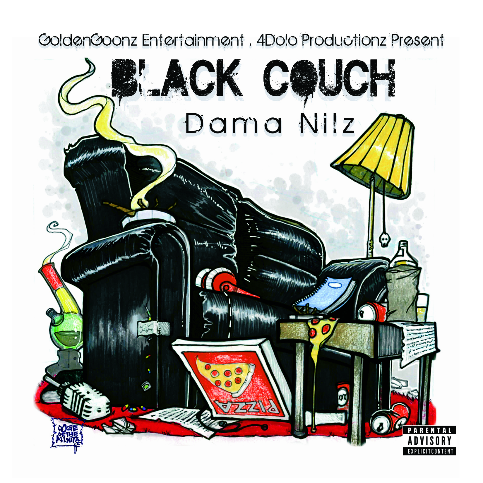 """""""Black Couch"""" – Free Album Download & Video"""