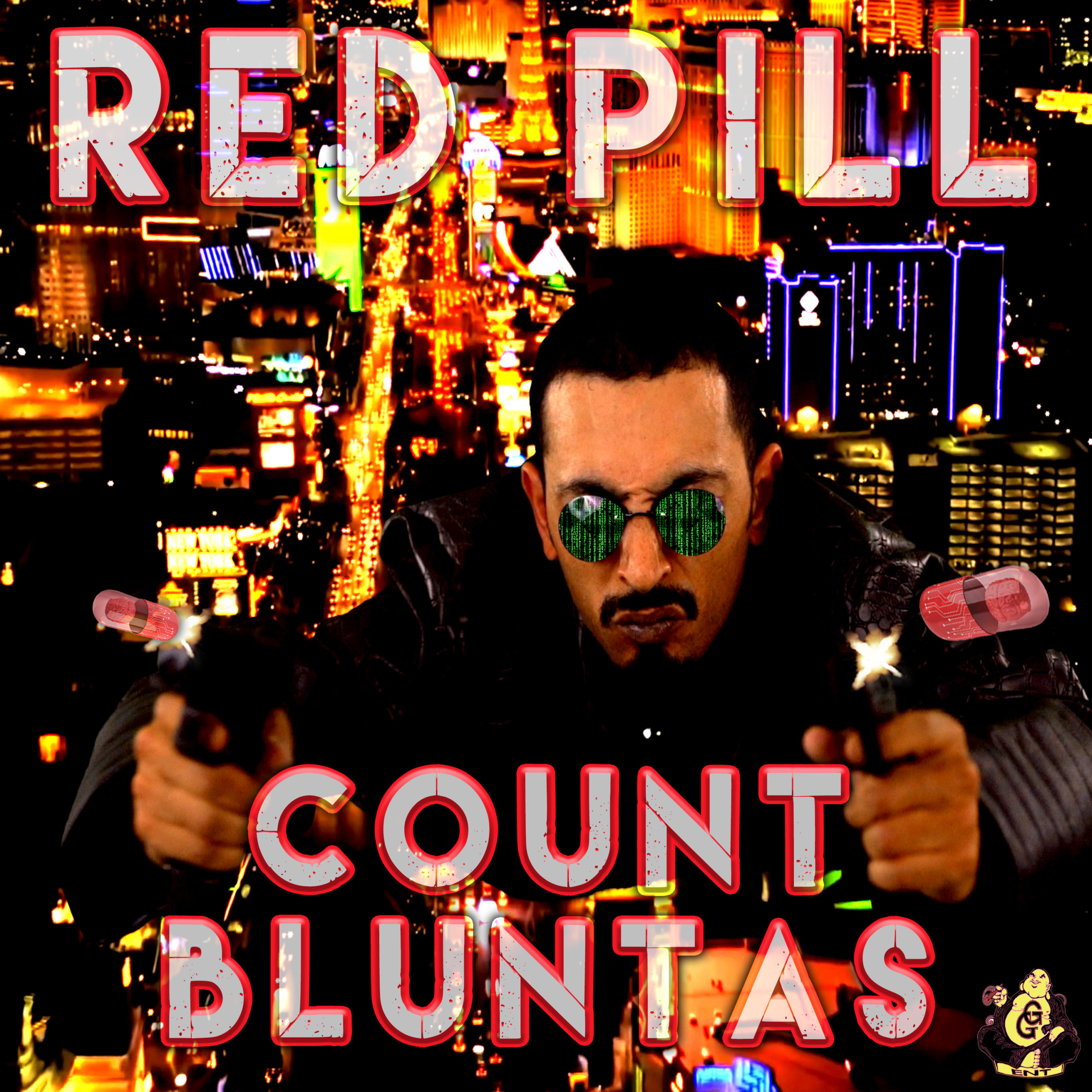 """""""Red Pill"""" Single by Count Bluntas"""