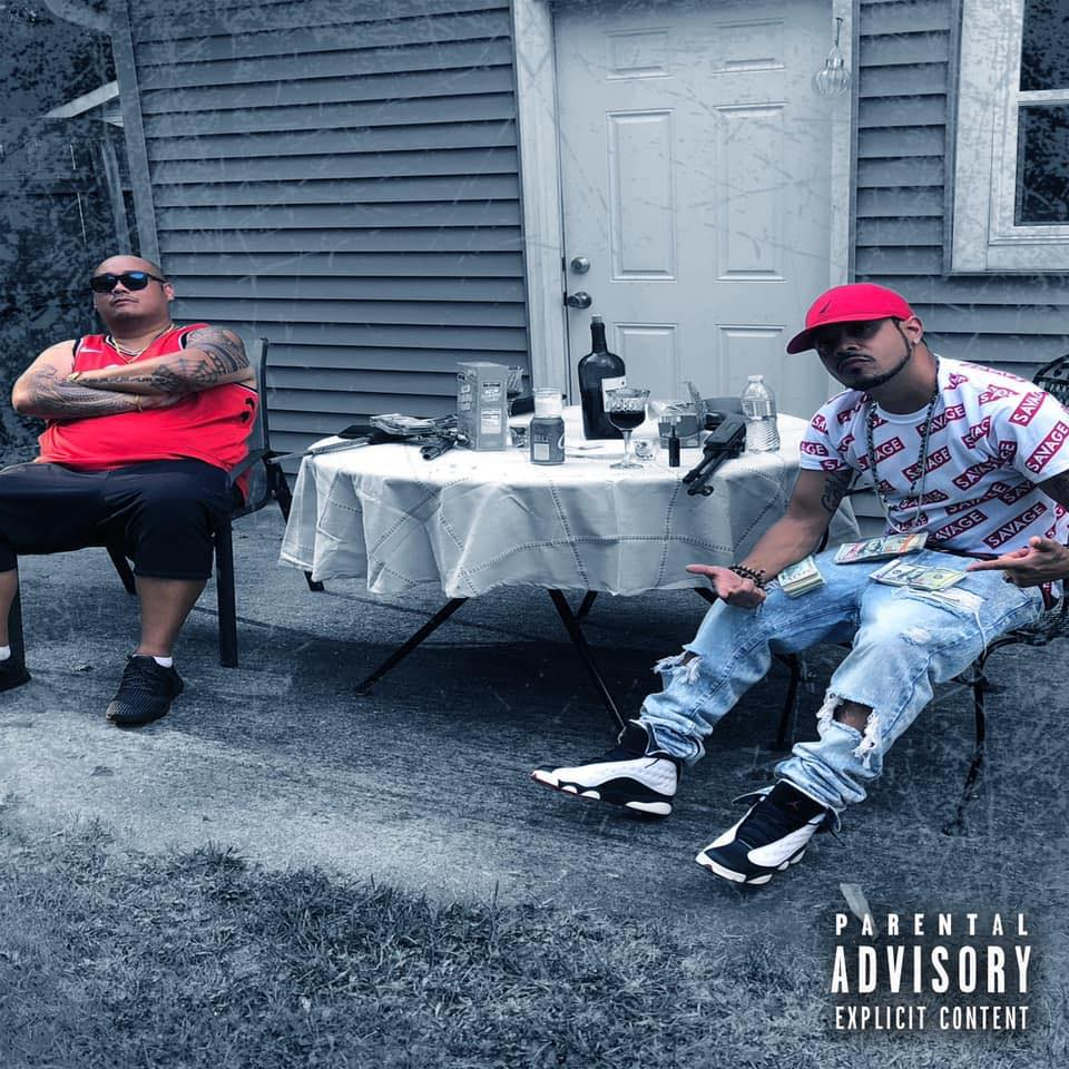 """Real Recognize Trill"" EP by F-Dub & Jae Spillz"
